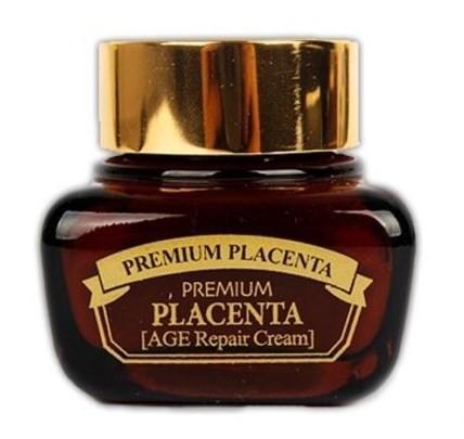 Крем для лица антивозрастной ПЛАЦЕНТА «3W CLINIC» Premium Placenta Age Repair Cream, Корея, 50 мл